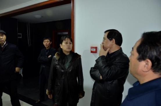 必威365网址市委常委组织部长宋涛带队来互联网+服务产业园考察入驻企业