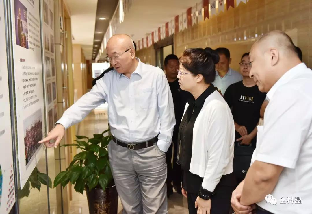 国务院督查组在贝博在线新能源研究院开展实地督查