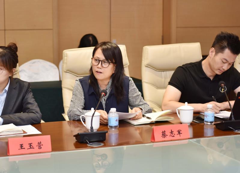 总经理蔡志军应邀出席国务院督查组全科盟交流会